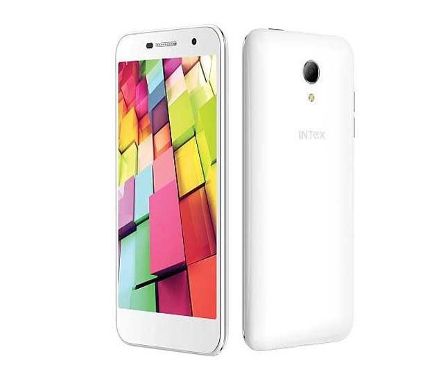 Intex ने लॉन्च केला Aqua 4G+, 2GB रॅम, किंमत 9,499 रुपये|बिझनेस,Business - Divya Marathi