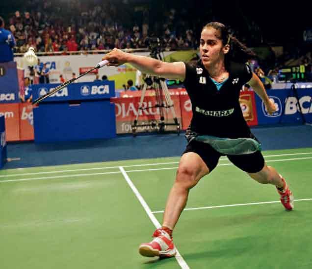 इंडाेनेशिया अाेपन सुपर सिरीज बॅडमिंटन स्पर्धेत सायना, पी. कश्यप उपांत्यपूर्व फेरीत|स्पोर्ट्स,Sports - Divya Marathi