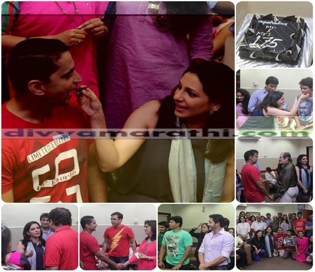 'Mr & Mrs'ने गाठला 175 प्रयोगांचा टप्पा, नाटक पाहायला कलाकारांची मांदियाळी|मराठी सिनेकट्टा,Marathi Cinema - Divya Marathi