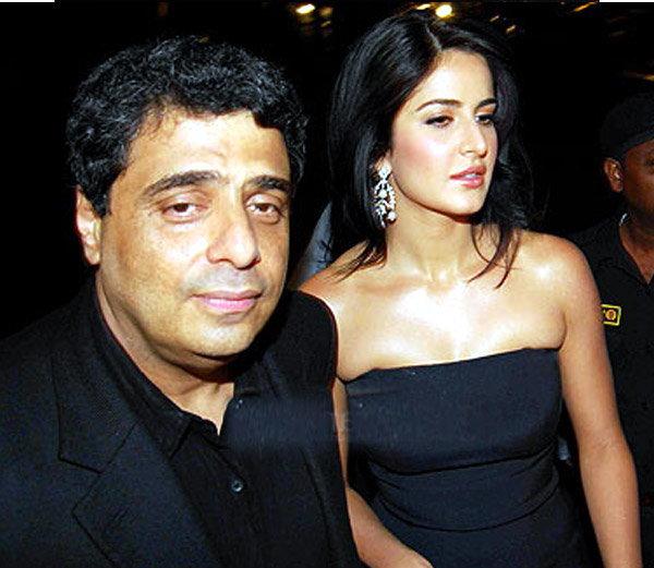 अभिनेत्री कॅटरिना कैफसोबत रॉनी स्क्रूवाला... - Divya Marathi