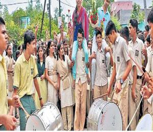 जिल्ह्याचा निकाल ९१.८२ टक्के, विद्यार्थ्यांमध्ये जल्लोष|औरंगाबाद,Aurangabad - Divya Marathi