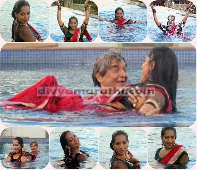 EXCLUSIVE : मेघना नायडू म्हणतेय, \'मराठीतल्या आयटम गर्ल्सना मी धुळ चारायला आलीय\'|मराठी सिनेकट्टा,Marathi Cinema - Divya Marathi