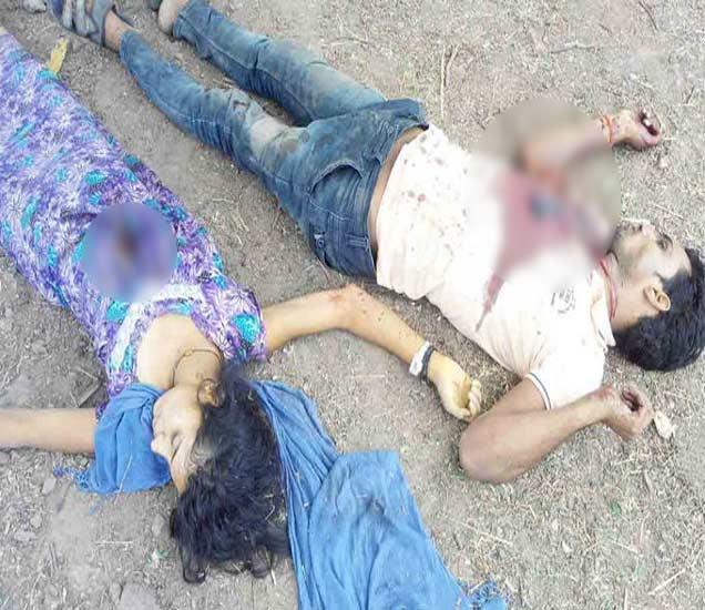 ऑनर किलिंग? चुलत भाऊ-बहिणीची निर्घृण हत्या, आज होता तरुणीचा विवाह|देश,National - Divya Marathi
