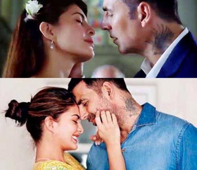 'ब्रदर्स'मध्ये पती-पत्नीच्या भूमिकेत आहेत अक्षय-जॅकलिन| - Divya Marathi