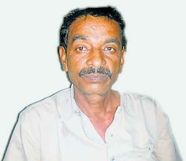 आरोपी इस्माईल पीर महंमद शेख - Divya Marathi