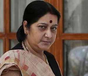 सुषमा स्वराज यांच्यावर IPLचे माजी आयुक्त ललीत मोदींना मदत केल्याचा आरोप|देश,National - Divya Marathi