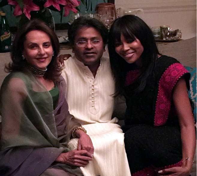 ललित मोदींनी क्युबामध्ये पॅरिस हिल्टन, नाओमी कैम्पबेलबरोबर केल्या पार्ट्या विदेश,International - Divya Marathi