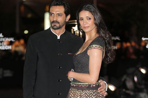 अर्जुन रामपाल पत्नीपासून विभक्त, लवकरच घटस्फोट होण्याची शक्यता!| - Divya Marathi