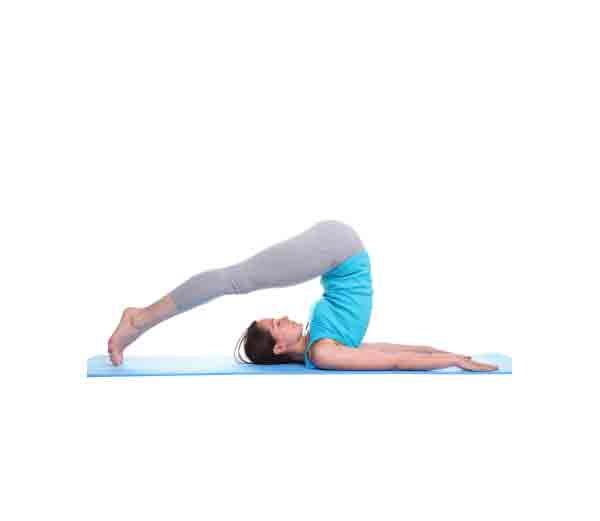 आठवड्यातील 5 दिवस करा हे योगा पॅकेज, गळणार नाहीत केस| - Divya Marathi
