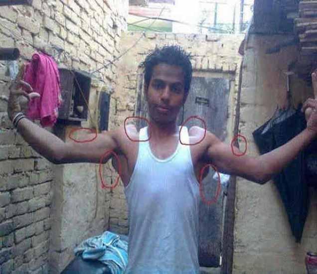 Funny Bodybuilder : यांचा मुर्खपणा पाहून तुम्हीसुध्दा हसायला लागाल| - Divya Marathi