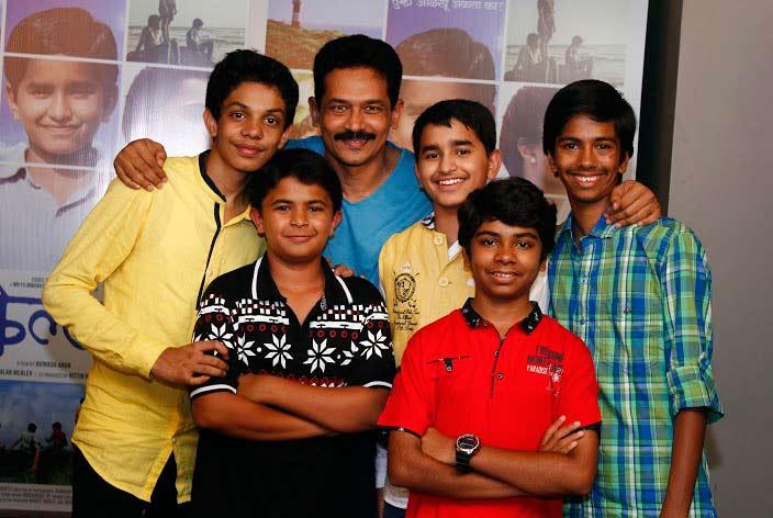 झी मराठीच्या कलाकारांसाठी \'किल्ला\'चे स्पेशल स्क्रिनिंग, पाहा PHOTOS|मराठी सिनेकट्टा,Marathi Cinema - Divya Marathi