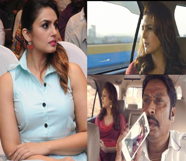 हुमा कुरैशी पहिल्यांदाच मराठीत, जाणून घ्या का मागावी लागली तिला उमेश कुलकर्णीची माफी|मराठी सिनेकट्टा,Marathi Cinema - Divya Marathi
