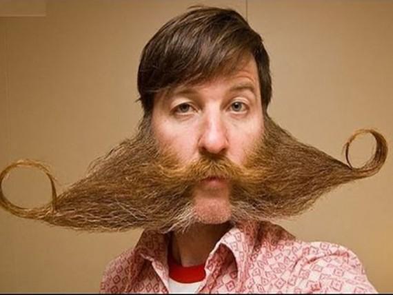 FUNNY: कधी पाहिलीये का अशी दाढी, हे फोटोपाहून तुमच्या भूवया उंच होतील| - Divya Marathi