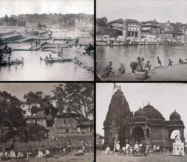 १०० वर्षांपूर्वी असा भरत होता नाशिकचा कुंभमेळा, पाहा रंजक PHOTOS|धर्म,Dharm - Divya Marathi