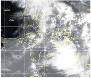 हवामान खात्याचे भाकीत; पुढील तीन दिवस तुरळक पावसाची शक्यता अमरावती,Amravati - Divya Marathi