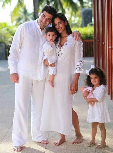ललित मोदींच्या मुलीशी विवाहानंतर हा अब्जाधीश राहिला भाड्याच्या घरात देश,National - Divya Marathi