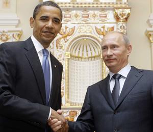 युक्रेनसह इस्लामिक स्टेटवरील बैठकीत पुतीन-ओबामा यांची चर्चा विदेश,International - Divya Marathi