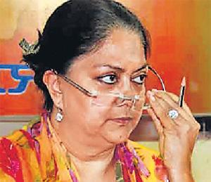 ललित मोदी प्रकरणात वसुंधराराजे गोत्यात, राजीनाम्यास नकार|देश,National - Divya Marathi