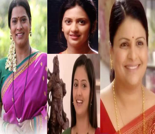 Telly World : \'होणार सून मी ह्या घरची\'मध्ये मोठी आई आणि शरयूचा जान्हवीवरचा राग झाला दूर|मराठी सिनेकट्टा,Marathi Cinema - Divya Marathi