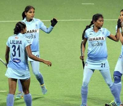 वर्ल्ड हाॅकी लीग : इटलीला 'शूटअाऊट' करून महिला हॉकी टीम उपांत्य फेरीत|स्पोर्ट्स,Sports - Divya Marathi