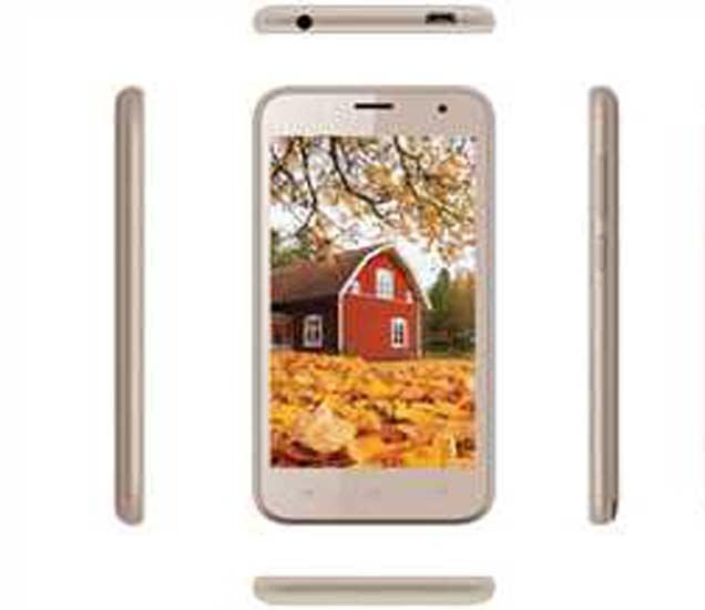 Intex ने 4,190 रुपयांत लॉन्च केला बजेट फोन 'Aqua Y4'|बिझनेस,Business - Divya Marathi