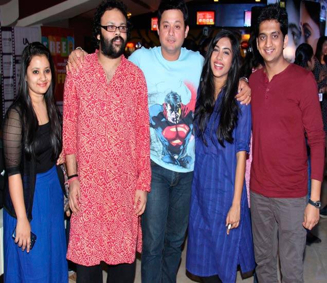 'दिल दोस्ती..'च्या टीमची स्वप्निल-सईसोबत 'दुनियादारी'|मराठी सिनेकट्टा,Marathi Cinema - Divya Marathi