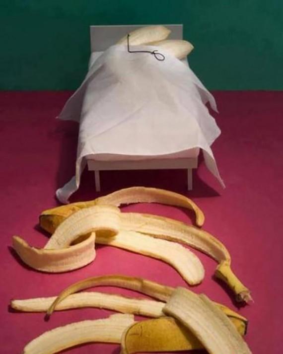 FUNNY BANANA: केळीचा असा अवतार पाहून तुमच्या डोक्याचे होईल दही  - Divya Marathi