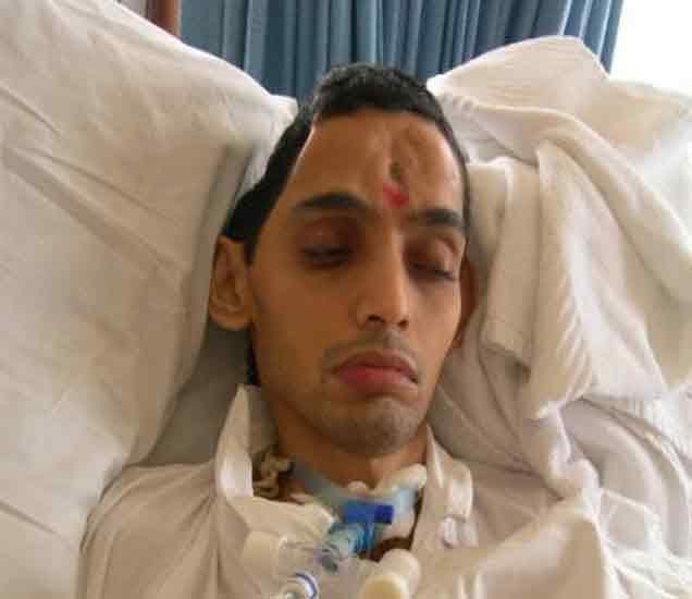 बॉम्बस्फोटातील जखमीची नऊ वर्षे मृत्यूशी झुंज; अखेर काळाने डाव साधलाच|मुंबई,Mumbai - Divya Marathi