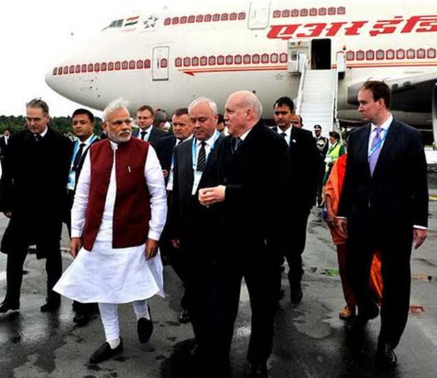 ब्रिक्स, SCO परिषदेसाठी मोदी रशियात, होऊ शकते शरीफ यांच्याशी भेट|विदेश,International - Divya Marathi