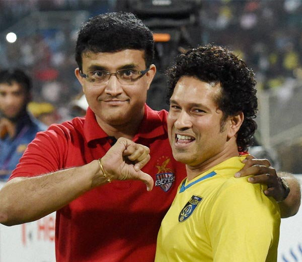 जेव्हा गांगुलीवर भडकला सचिन, दौऱ्यातूनच घरी पाठवायची दिली होती धमकी|क्रिकेट,Cricket - Divya Marathi