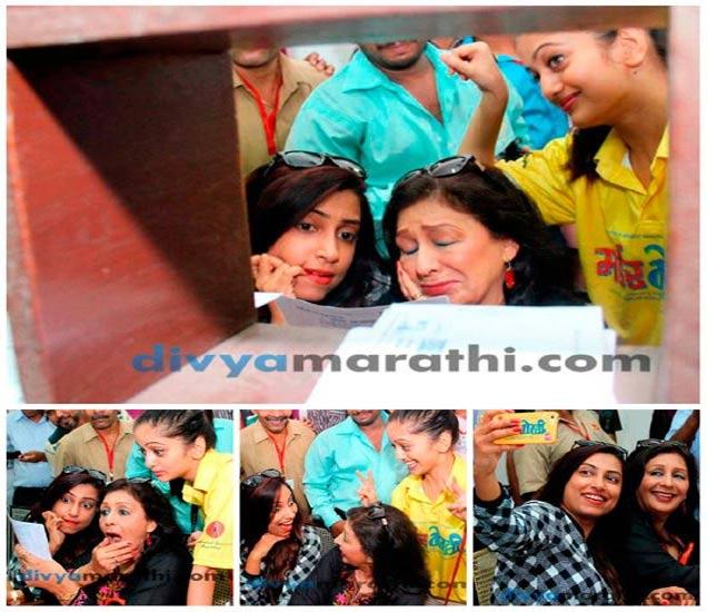 OMG: मानसी,क्रांती चोरून वाचतायत कोणाची पत्रं?... Actress की गॉसिप गर्ल्स?..|मराठी सिनेकट्टा,Marathi Cinema - Divya Marathi