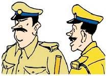 जिल्ह्यात १० पोलिस निरीक्षकांच्या बदल्या अकोला,Akola - Divya Marathi