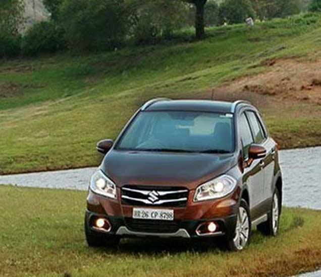 मारुतीची पहिली प्रीमियम कार S-CROSS ची बुकिंग सुरु, ऑगस्टमध्ये लॉन्चिंग|ऑटो,Auto - Divya Marathi