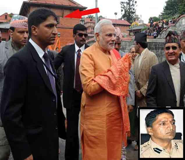 पंतप्रधानांच्या SPG मध्ये तैनात IPS अधिकार्याला CM नितीशकुमारांनी आणले बिहारमध्ये|देश,National - Divya Marathi