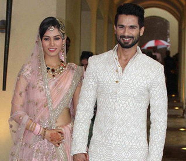 Bollywood Weekly Bulletin: शाहिद-मीराच्या लग्नाने एकवटली सगळी चर्चा देश,National - Divya Marathi