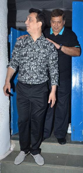 \'ABCD-2\'च्या सक्सेस पार्टीत बहीण-भावोजीसोबत पोहोचला सलमान, अनेक सेलेब्स दिसले| - Divya Marathi