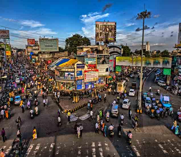 महाराष्ट्रातील सर्वांत सुंदर शहर 100 वर्षांपूर्वीही एवढेच सुंदर होते; क्किल करा इतिहासातील नागपूर पाहा|नागपूर,Nagpur - Divya Marathi