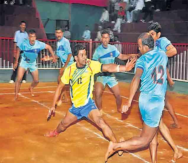 कबड्डी दिन विशेष : मराठमाेळी कबड्डी 'बाेनस'च्या प्रतीक्षेत!|स्पोर्ट्स,Sports - Divya Marathi