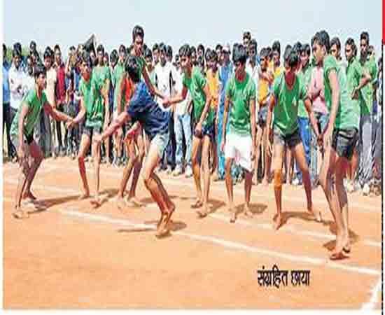 आंतरविद्यापीठ कबड्डी स्पर्धा परभणीत|क्रिकेट,Cricket - Divya Marathi