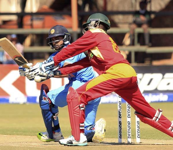 टीम इंडियाचे क्लीन स्विप!  तिसऱ्या सामन्यात झिम्बाब्वेवर ८३ धावांनी मात स्पोर्ट्स,Sports - Divya Marathi