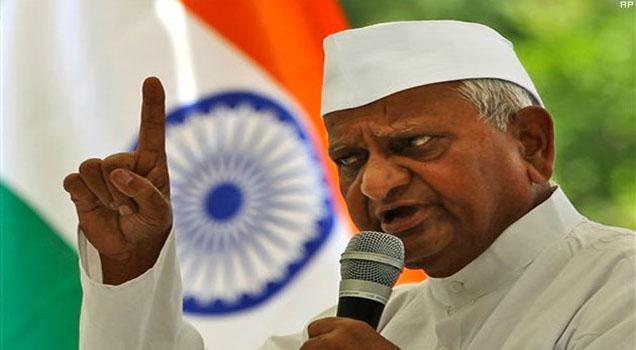 अण्णा हजारे \'लढणार\' सैनिकांसाठी; राळेगणसिद्धीत आंदोलनाची घोषणा|अहमदनगर,Ahmednagar - Divya Marathi