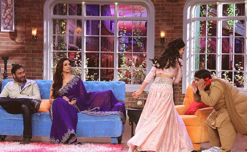 \'कॉमेडी नाइट्स विथ कपिल\' नव्हे, आता \'कॉमेडी नाइट्स विथ अर्शद\', का जाणून घ्या टीव्ही,TV - Divya Marathi