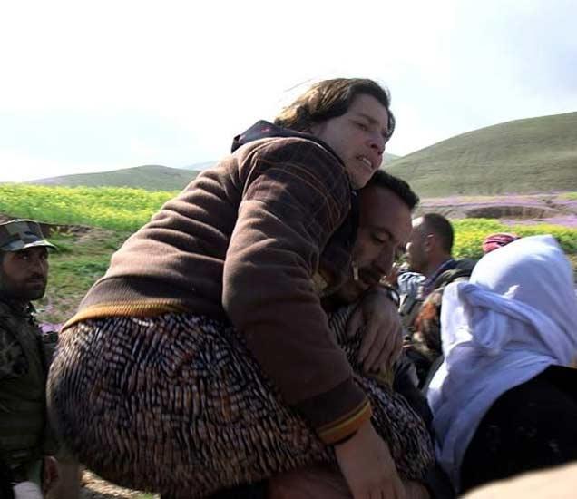 ISIS च्या तावडीतून पळाल्या 32 महिला आणि मुली, बनवले होते Sex Slave विदेश,International - Divya Marathi