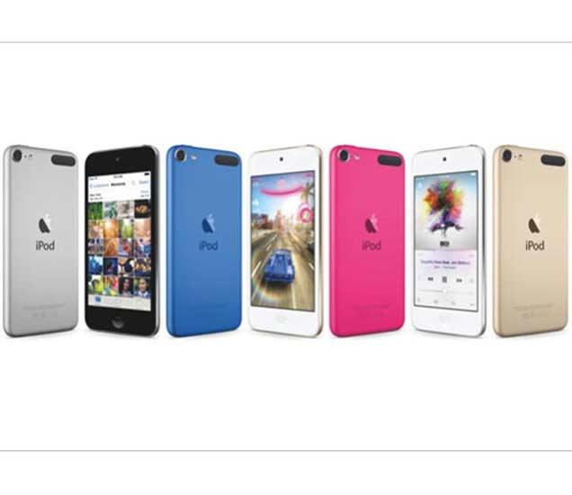 अॅपलने लॉन्च केला मिड- रेंज iPod; फास्ट प्रोसेसर, 8MPकॅमेर्याने परिपूर्ण|बिझनेस,Business - Divya Marathi