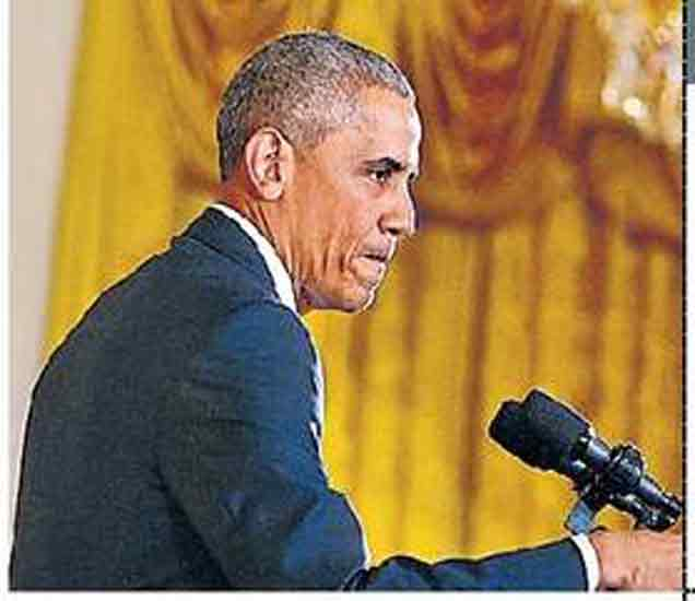 युद्धापेक्षा कूटनीती बरी, हेच इराण करारामागील तत्त्व - ओबामांची भूमिका|विदेश,International - Divya Marathi