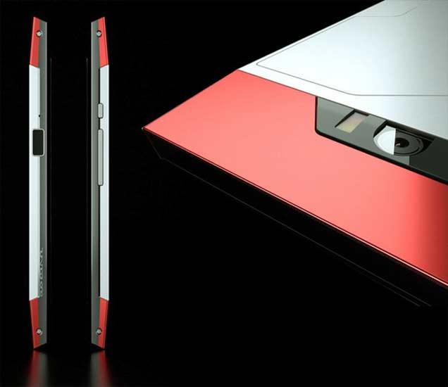 अनब्रेकेबल अॅण्ड वॉटरप्रूफ: स्टीलपेक्षाही दणकट आहे हा हायटेक स्मार्टफोन|बिझनेस,Business - Divya Marathi