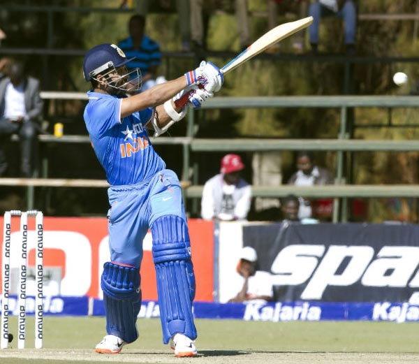 IND vs ZIM: टीम इंडियाकडून झिम्बाब्वेचा 54 धावांनी पराभव स्पोर्ट्स,Sports - Divya Marathi