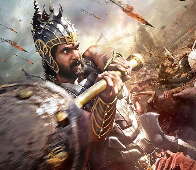 Box-Office Report: \'बाहुबली\'चा 300 कोटींचा गल्ला, 9 दिवसांत रचले 9 विक्रम| - Divya Marathi