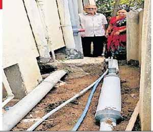 ४८ जणांनी केले वॉटर हार्वेस्टिंग|औरंगाबाद,Aurangabad - Divya Marathi