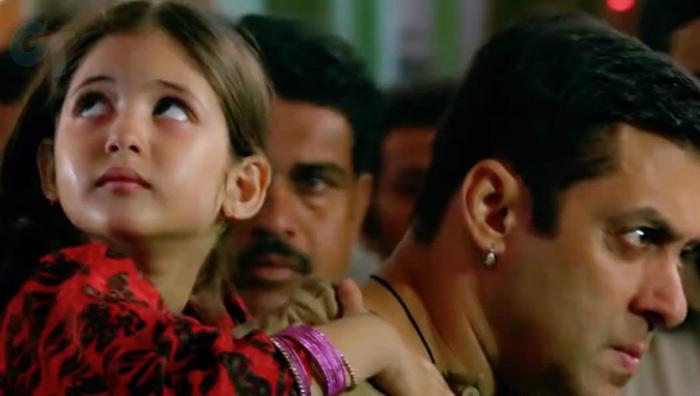 'बजरंगी...'मध्ये मुकी असलेली 'मुन्नी' खासगी आयुष्यात आहे खूप बडबडी| - Divya Marathi